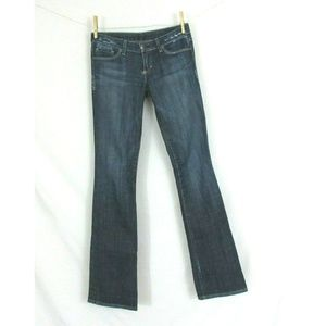 People's Liberation Bella Boot Cut Jeans (25x35.5)